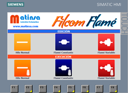 Filcom Slub - Spinning machines